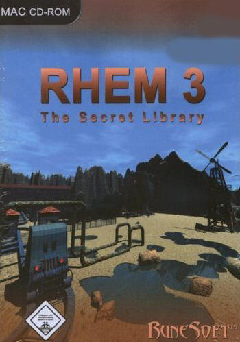 Rhem 3 - The Secret Library