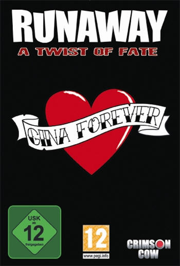 Runaway 3 - A Twist Of Fate Gina Forever-Edition