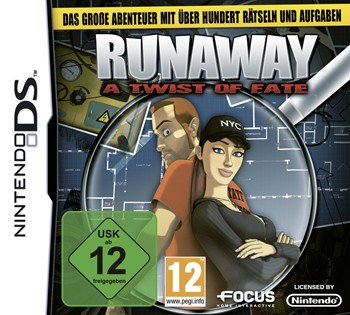 Runaway 3 - A Twist Of Fate (Nintendo DS) Lösung, Saves, Review, Demo, Trailer, Sample, Screenshots, Patch, News, Preview, Interview, etc.
