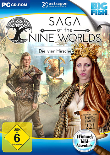 Saga of the Nine Worlds 2 - Die vier Hirsche