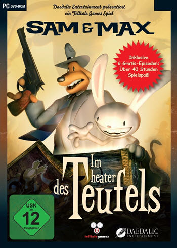 Sam & Max Season 3 - Im Theater des Teufels