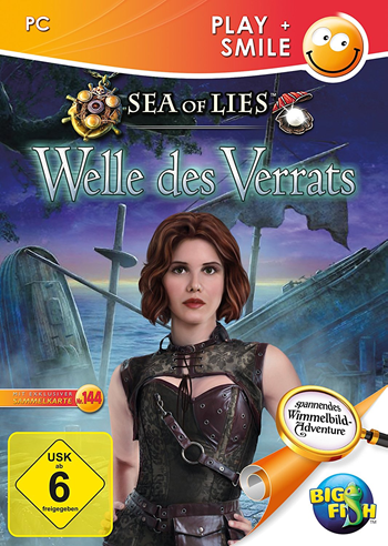 Sea of Lies 4 - Welle des Verrats