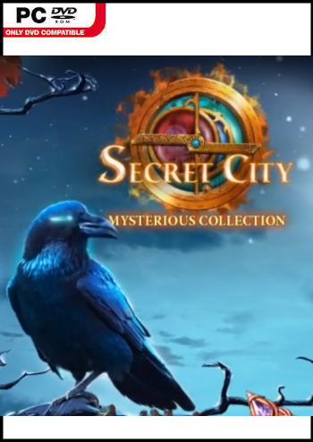 Secret City 5 - Mysterious Collection Lösung, Saves, Review, Demo, Trailer, Sample, Screenshots, Patch, News, Preview, Interview, etc.