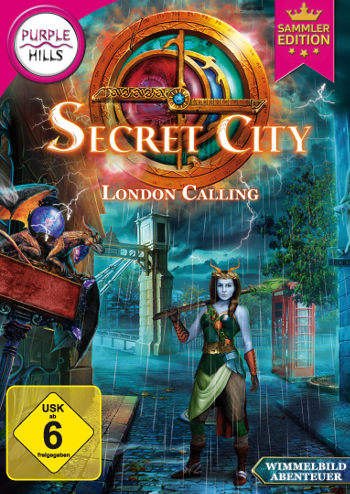 Secret City 1 - London Calling