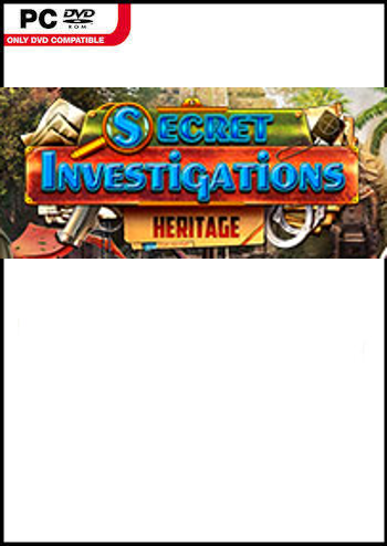 Secret Investigations 5 - Heritage