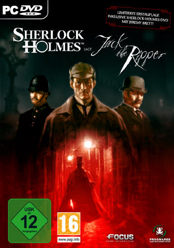 Sherlock Holmes 5 - Sherlock Holmes versus Jack the Ripper Lösung, Saves, Review, Demo, Trailer, Sample, Screenshots, Patch, News, Preview, Interview, etc.