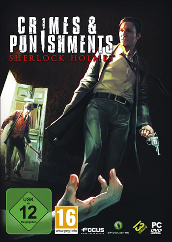 Sherlock Holmes 7 - Crimes and Punishments