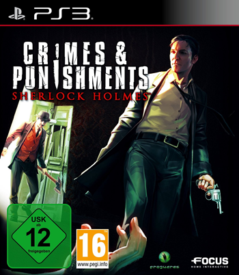 Sherlock Holmes 7 - Crimes and Punishments (Playstation 3)