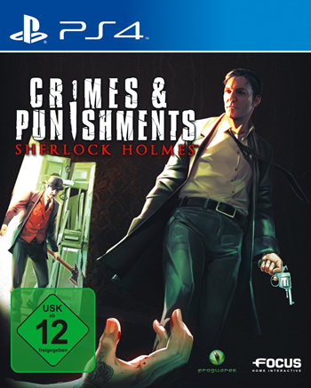 Sherlock Holmes 7 - Crimes and Punishments (PlayStation 4)