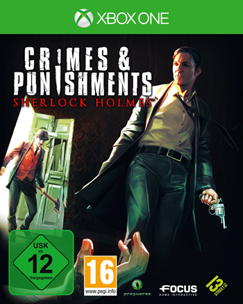Sherlock Holmes 7 - Crimes and Punishments (Xbox one)
