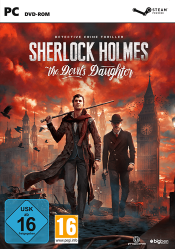 Sherlock Holmes 8 - The Devil's Daughter Lösung, Saves, Review, Demo, Trailer, Sample, Screenshots, Patch, News, Preview, Interview, etc.