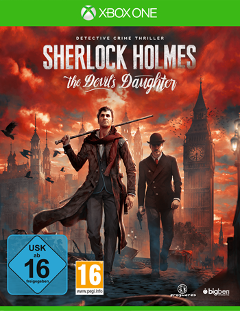 Sherlock Holmes 8 - The Devil's Daughter (XBox one)