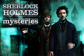 Sherlock Holmes Mysteries (iPhone & iPod touch) Lösung, Saves, Review, Demo, Trailer, Sample, Screenshots, Patch, News, Preview, Interview, etc.
