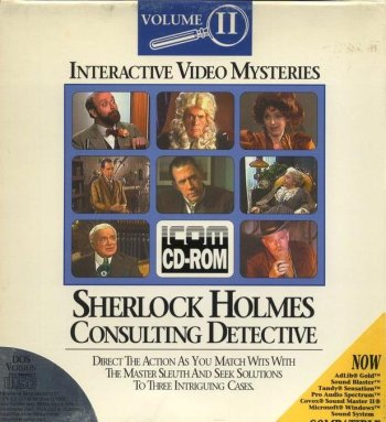 Sherlock Holmes Consulting Detective 2