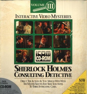 Sherlock Holmes Consulting Detective 3