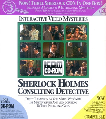 Sherlock Holmes Consulting Detective Collection