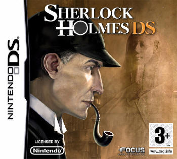 Sherlock Holmes 1 - Das Geheimnis der Mumie (Nintendo DS) Lösung, Saves, Review, Demo, Trailer, Sample, Screenshots, Patch, News, Preview, Interview, etc.