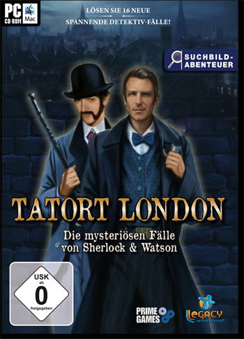 Tatort London 1 - Die mysteriösen Fälle von Sherlock & Watson  Lösung, Saves, Review, Demo, Trailer, Sample, Screenshots, Patch, News, Preview, Interview, etc.