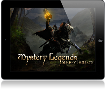 Mystery Legends 1 - Sleepy Hollow (iPad)