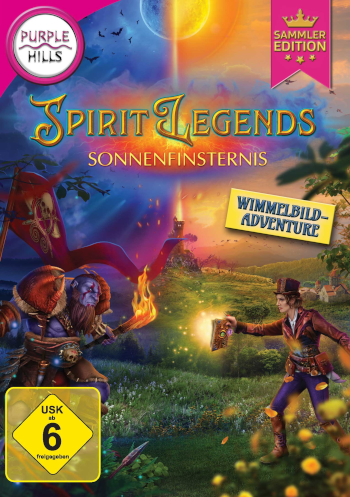 Spirit Legends 2 - Sonnenfinsternis Lösung, Saves, Review, Demo, Trailer, Sample, Screenshots, Patch, News, Preview, Interview, etc.