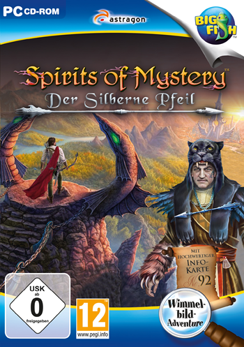 Spirits of Mystery 04 - Der Silberne Pfeil Lösung, Saves, Review, Demo, Trailer, Sample, Screenshots, Patch, News, Preview, Interview, etc.