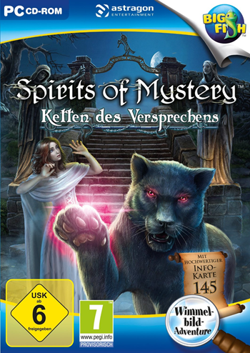 Spirits of Mystery 05 - Ketten des Versprechens Lösung, Saves, Review, Demo, Trailer, Sample, Screenshots, Patch, News, Preview, Interview, etc.