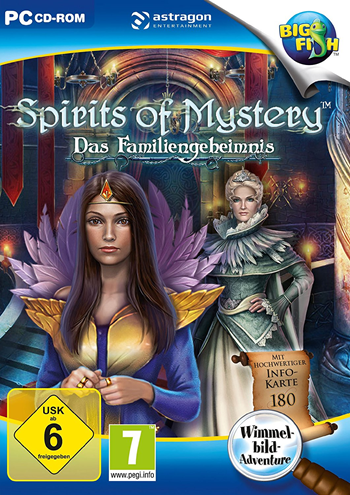 Spirits of Mystery 06 - Das Familiengeheimnis Lösung, Saves, Review, Demo, Trailer, Sample, Screenshots, Patch, News, Preview, Interview, etc.