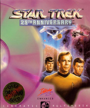 Star Trek 1 - 25th Anniversary