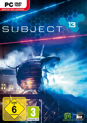 Subject 13 Lösung, Saves, Review, Demo, Trailer, Sample, Screenshots, Patch, News, Preview, Interview, etc.