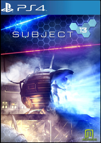 Subject 13 (PlayStation 4)