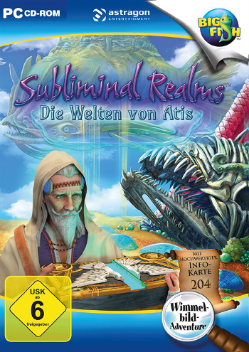 Subliminal Realms 2 - Die Welten von Atis Lösung, Saves, Review, Demo, Trailer, Sample, Screenshots, Patch, News, Preview, Interview, etc.