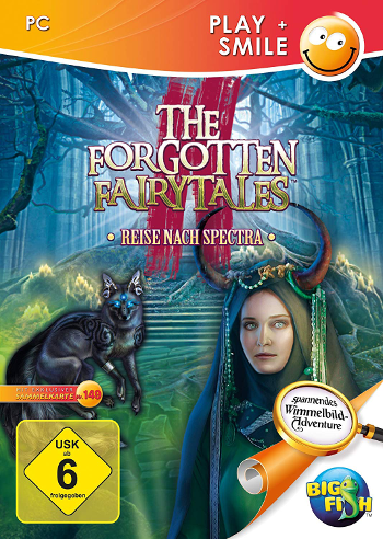 The Forgotten Fairytales - The Spectra World