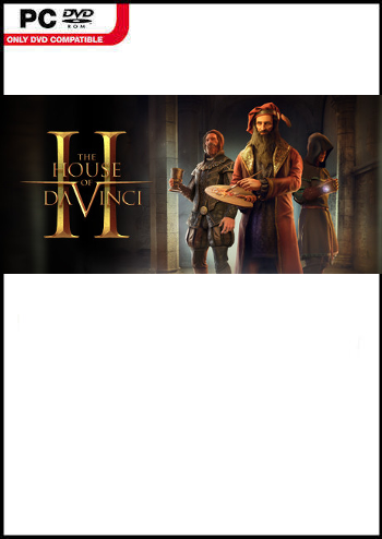 The House of Da Vinci 2 Lösung, Saves, Review, Demo, Trailer, Sample, Screenshots, Patch, News, Preview, Interview, etc.