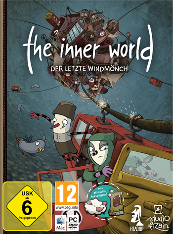 The Inner World 2 - Der letzte Windmönch