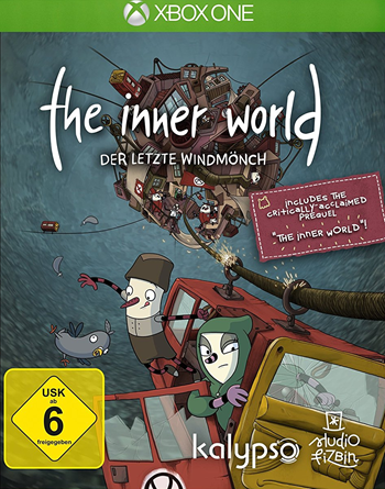 The Inner World 2 - Der letzte Windmönch (XBox one)