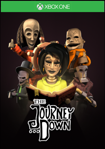 The Journey Down 3 - Chapter Three (XBox one)