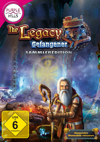 The Legacy 2 - Gefangener