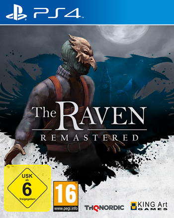 The Raven - Vermächtnis eines Meisterdiebs (Remastered) (PlayStation 4)