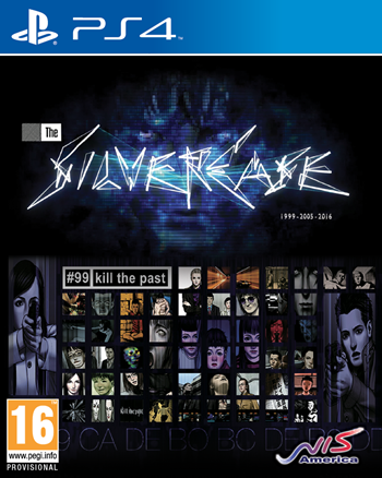 The Silver Case (PlayStation 4)