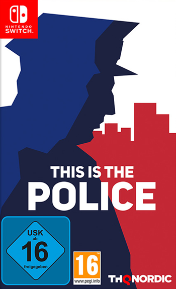 This Is the Police (Nintendo Switch)