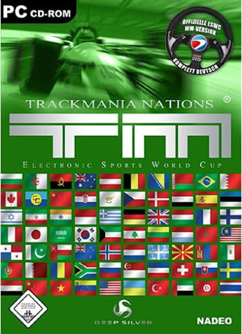 TrackMania 3 - Nations