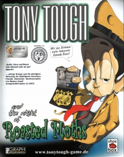 Tony Tough 1 - The Night of the Roasted Moths