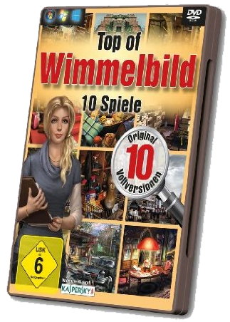 Top of Wimmelbild
