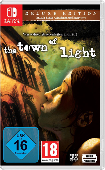The Town of Light (Nintendo Switch)