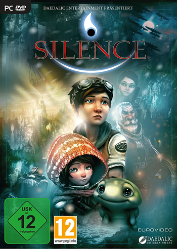 The Whispered World 2 - Silence