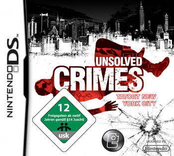 Unsolved Crimes (Nintendo DS) Lösung, Saves, Review, Demo, Trailer, Sample, Screenshots, Patch, News, Preview, Interview, etc.