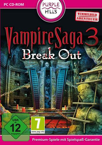 Vampire Saga 3 - Break Out Lösung, Saves, Review, Demo, Trailer, Sample, Screenshots, Patch, News, Preview, Interview, etc.