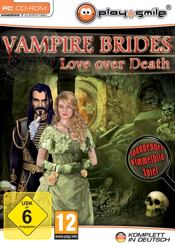 Vampire Brides - Love Over Death Lösung, Saves, Review, Demo, Trailer, Sample, Screenshots, Patch, News, Preview, Interview, etc.