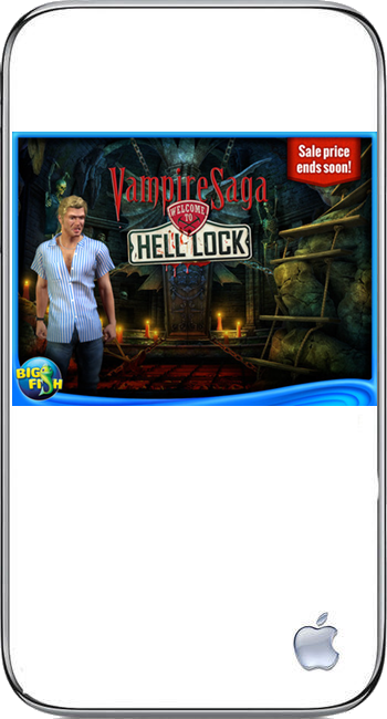 Vampirsaga 2 - Willkommen in Hell Lock (iPhone & iPad) Lösung, Saves, Review, Demo, Trailer, Sample, Screenshots, Patch, News, Preview, Interview, etc.