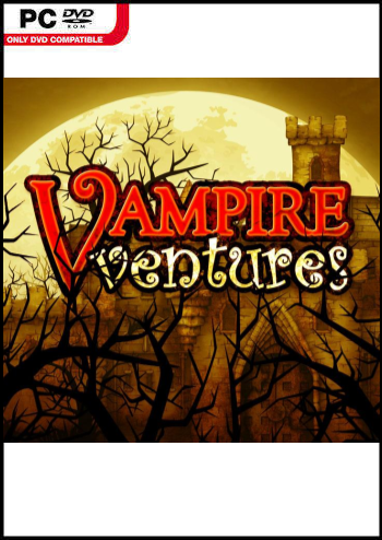 Vampire Ventures Lösung, Saves, Review, Demo, Trailer, Sample, Screenshots, Patch, News, Preview, Interview, etc.